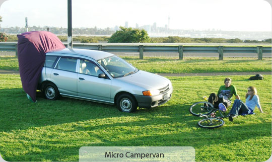 Campervan Hire Christchurch - Car, RV & Motorhome Rental - Rental ...